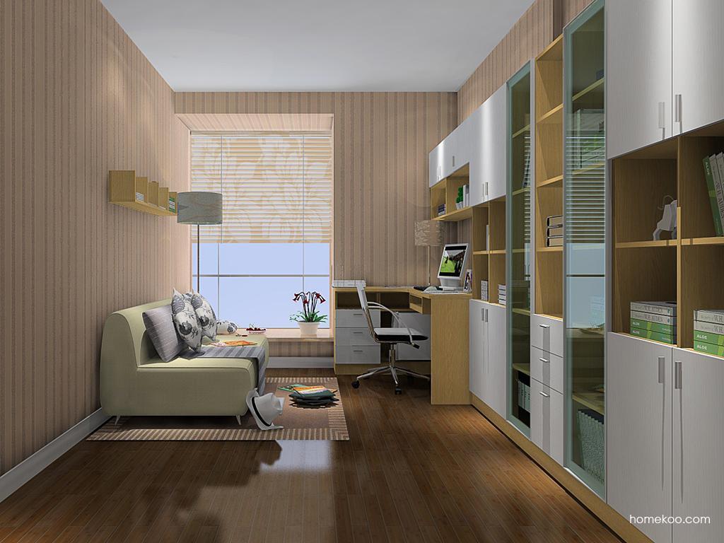 新实用主义书房家具C11745
