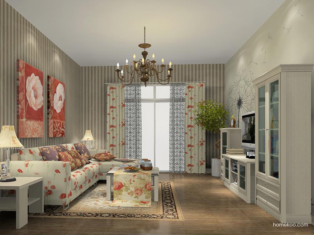 英伦印象客厅家具D13874