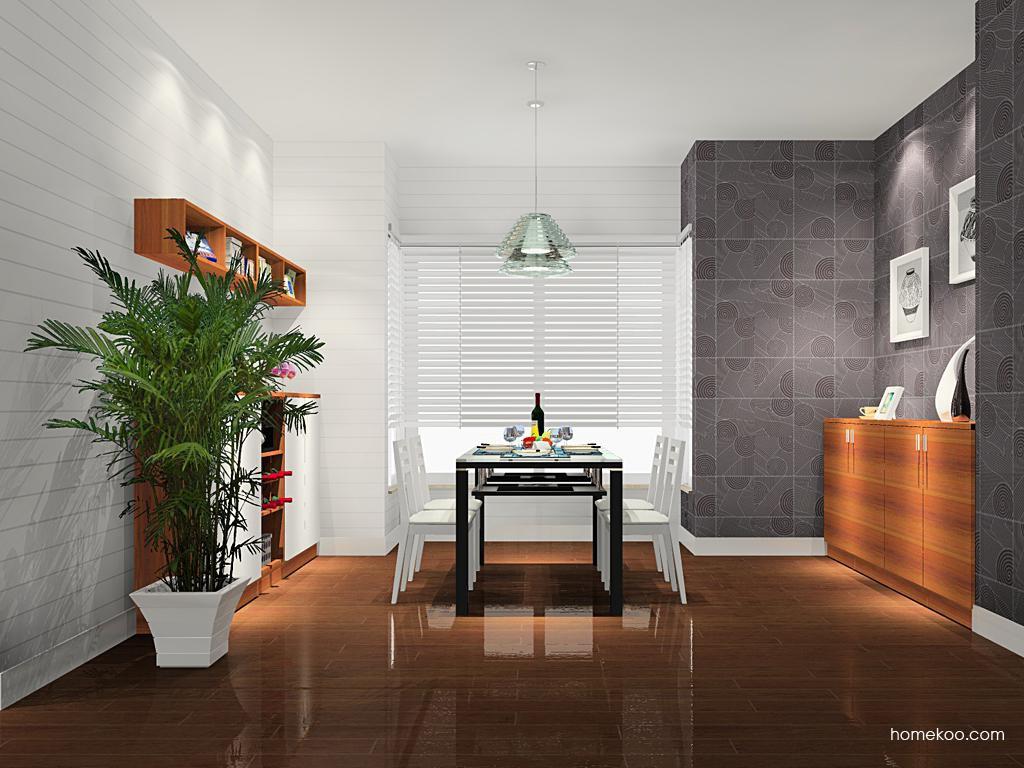 新实用主义餐厅家具E10864