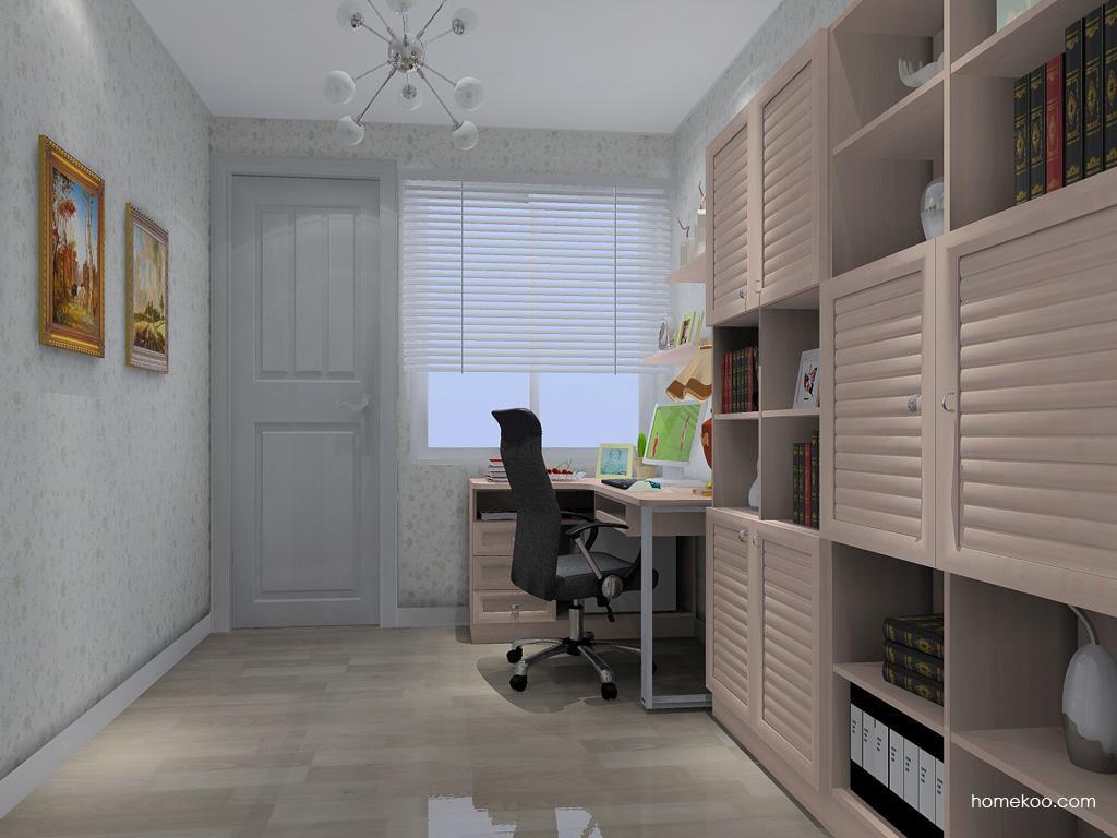 北欧阳光书房家具C11750