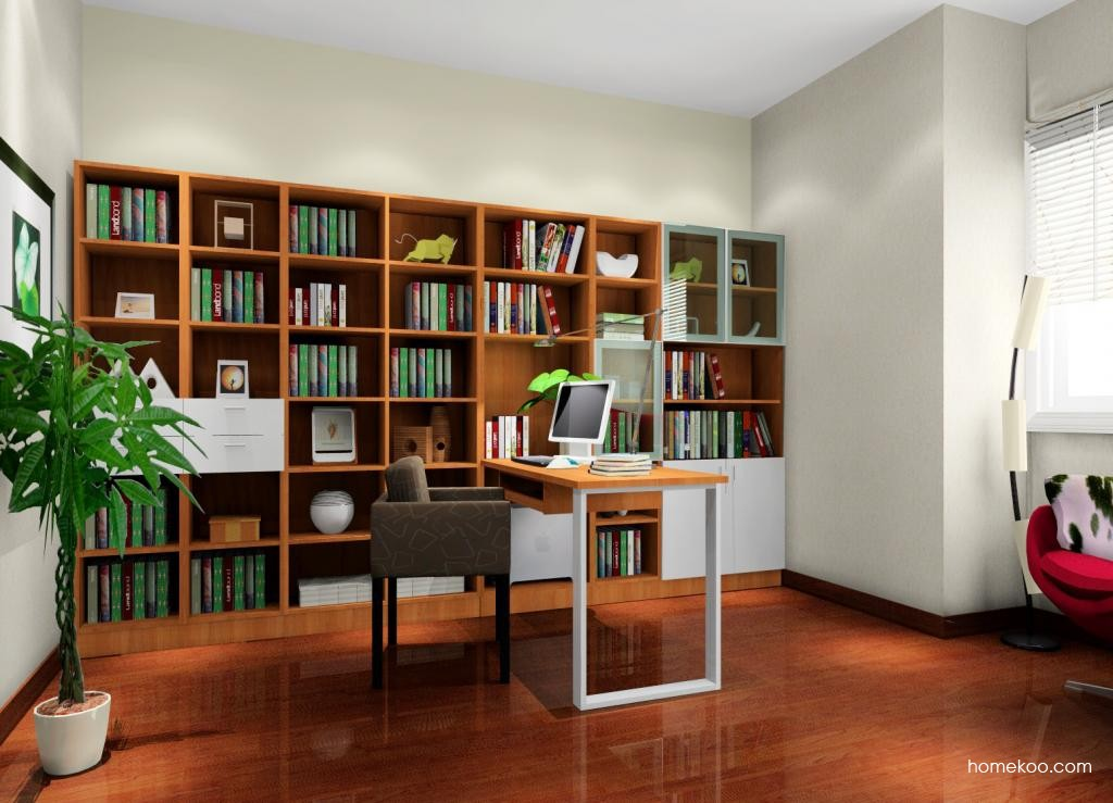 书房家具C1584