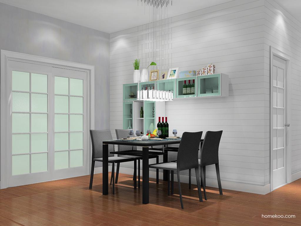 简约主义餐厅家具E10885