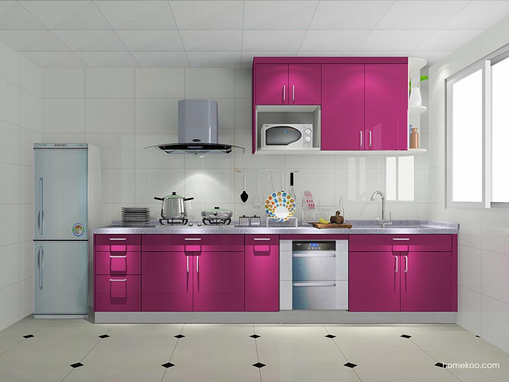 紫晶魅影橱柜F13327