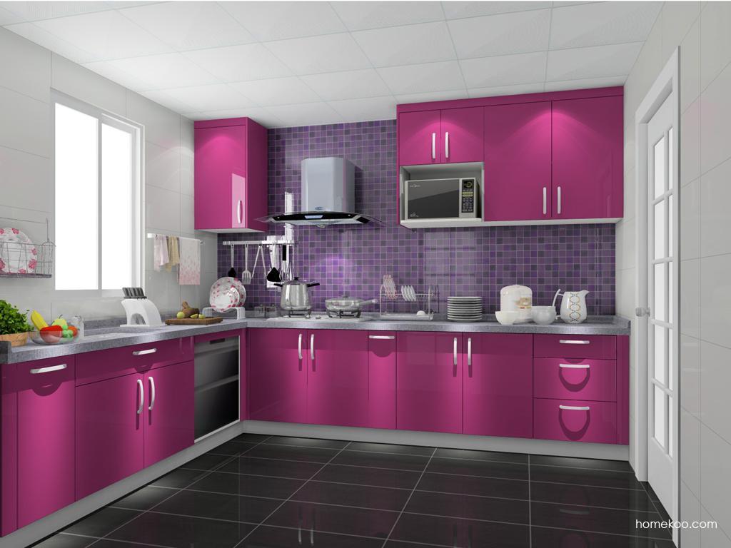 紫晶魅影橱柜F13339