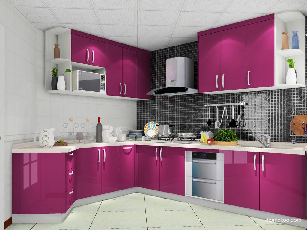 紫晶魅影橱柜F13360