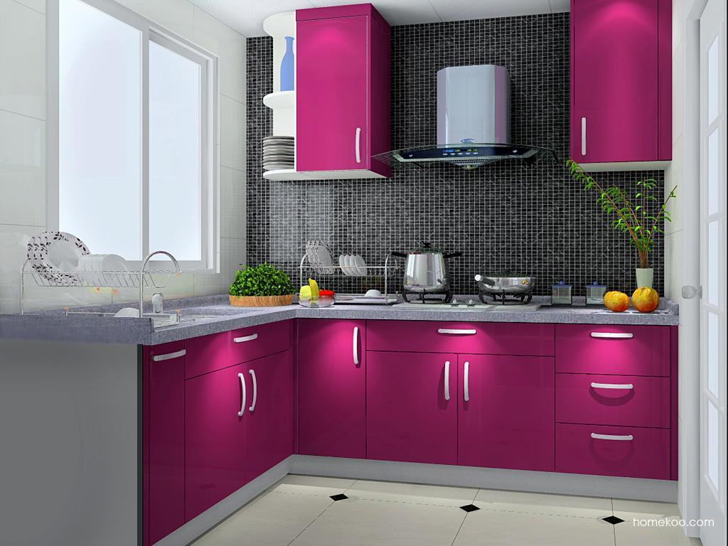 紫晶魅影橱柜F13432