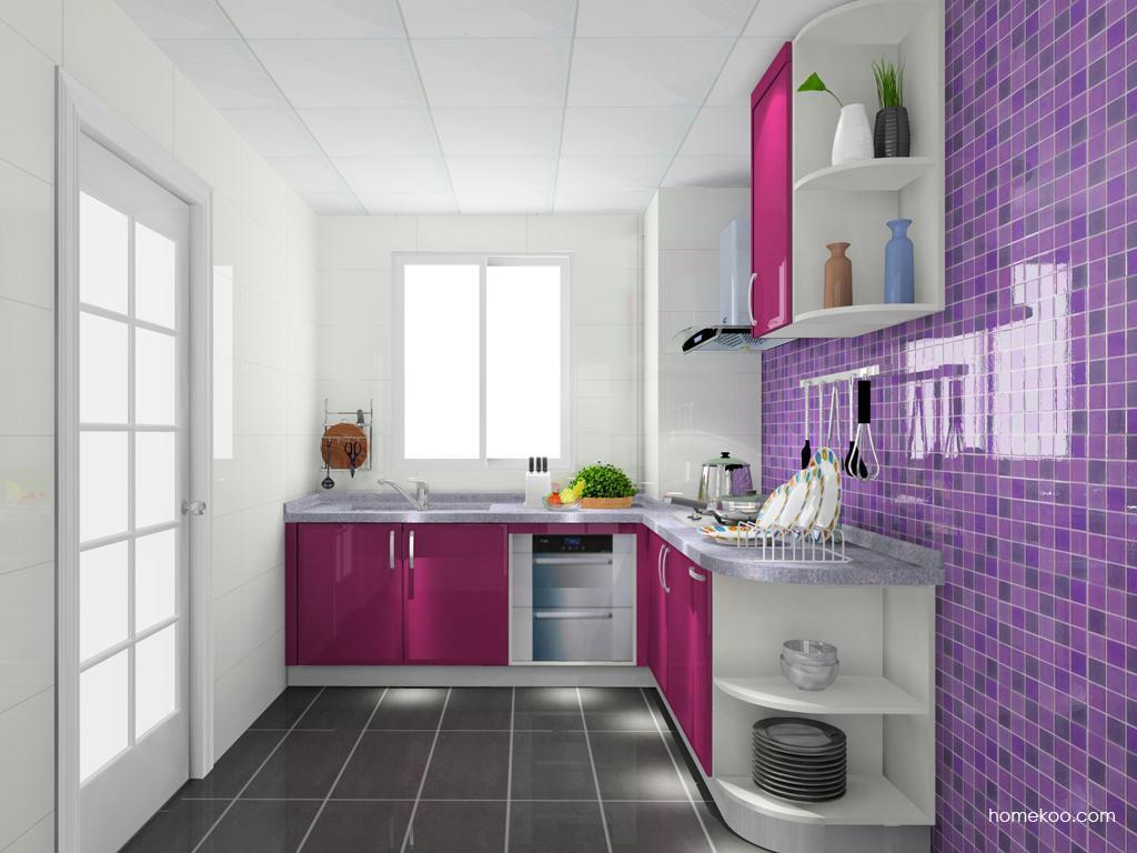 紫晶魅影橱柜F13481