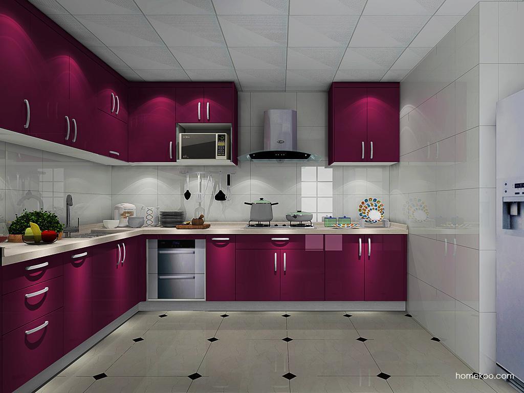 紫晶魅影橱柜F13544