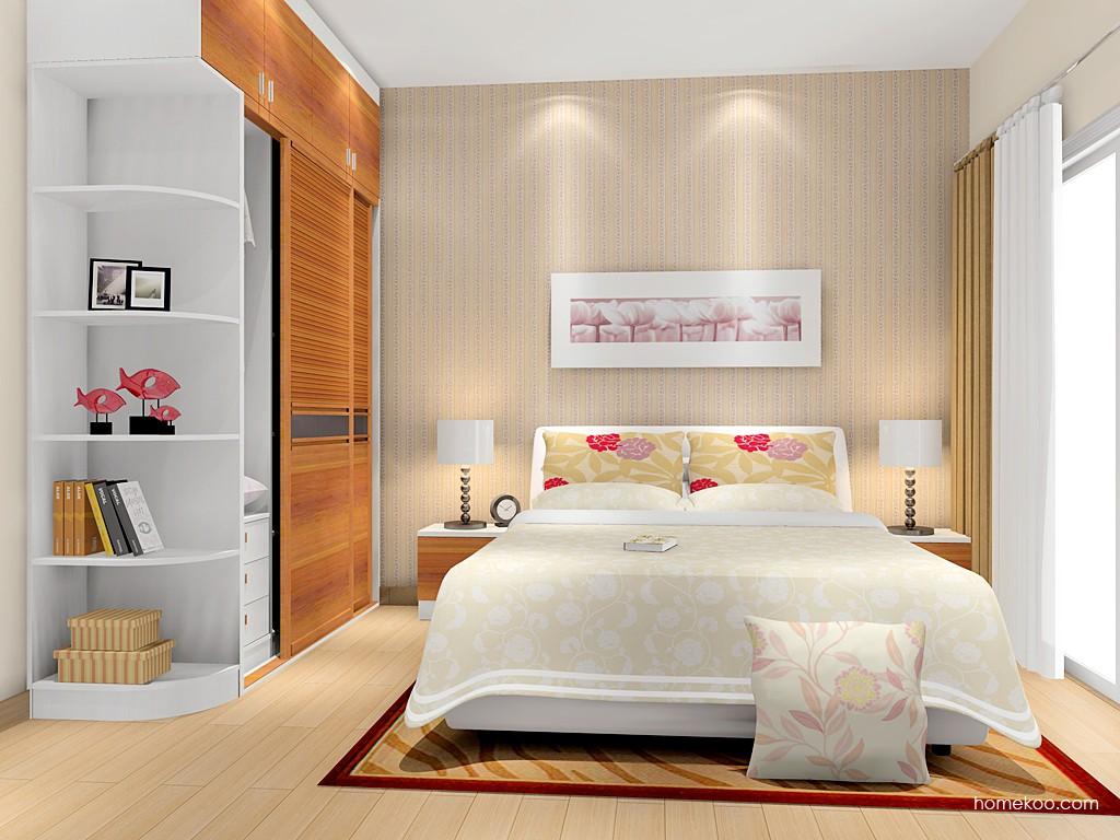 新实用主义卧房家具A14474