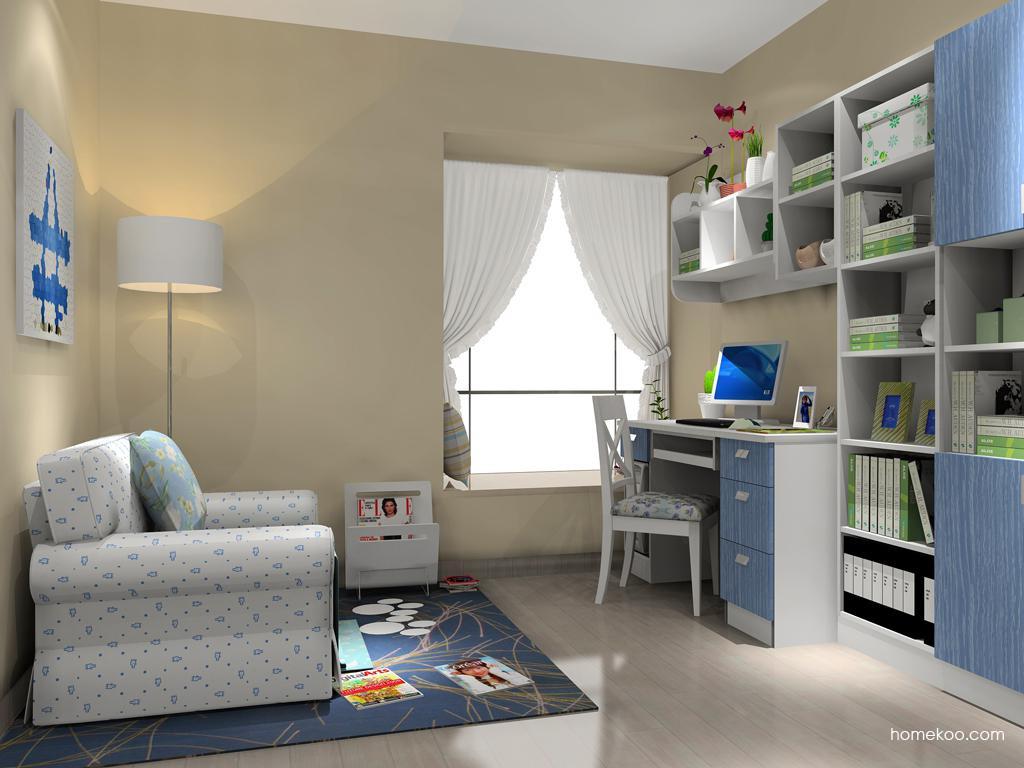 新实用主义书房家具C11800