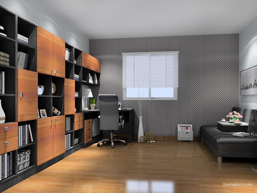 德国森林书房家具C11802