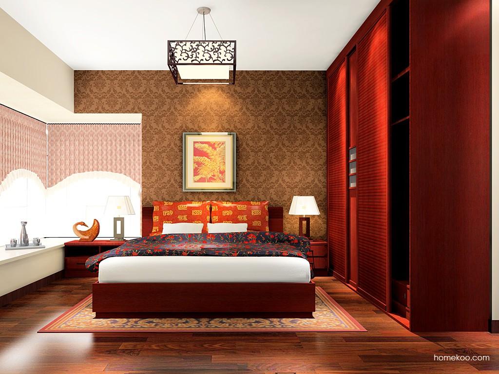 中国韵卧房家具A14510