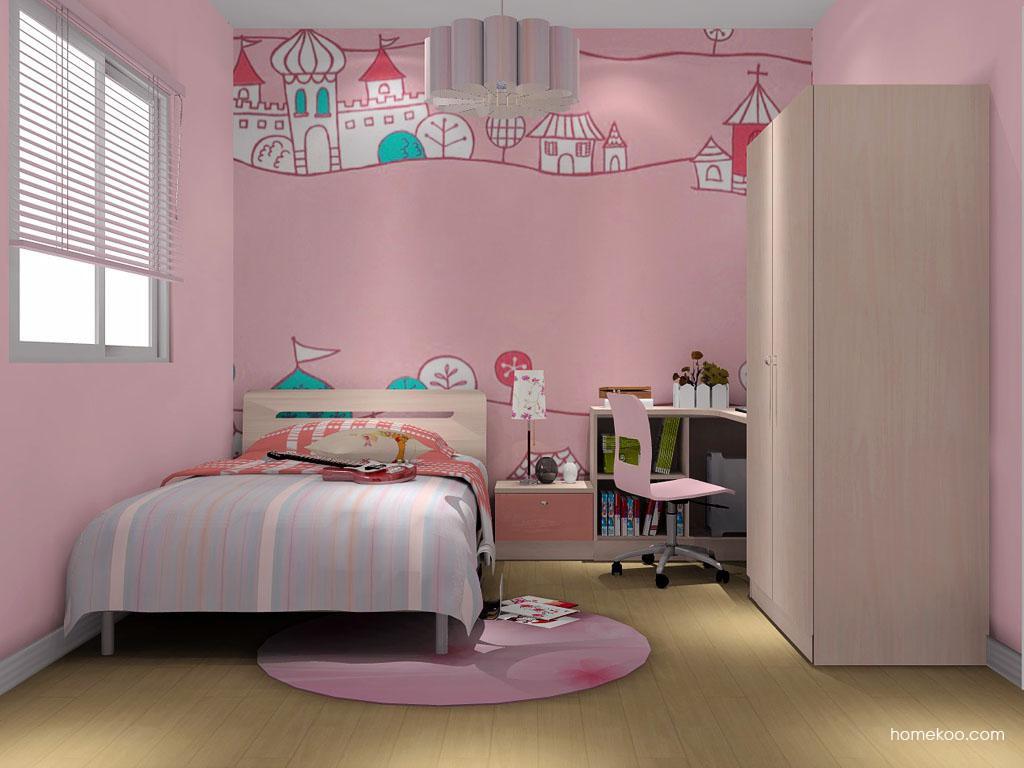 女孩的梦青少年房B12449