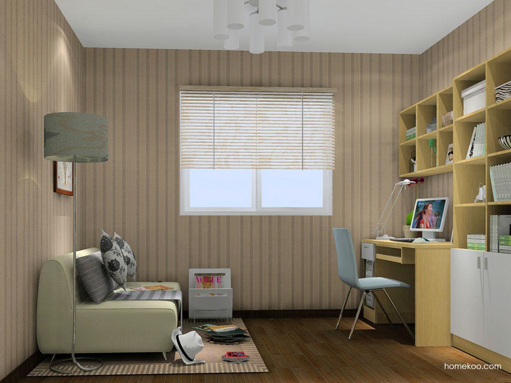 新实用主义书房家具C14550