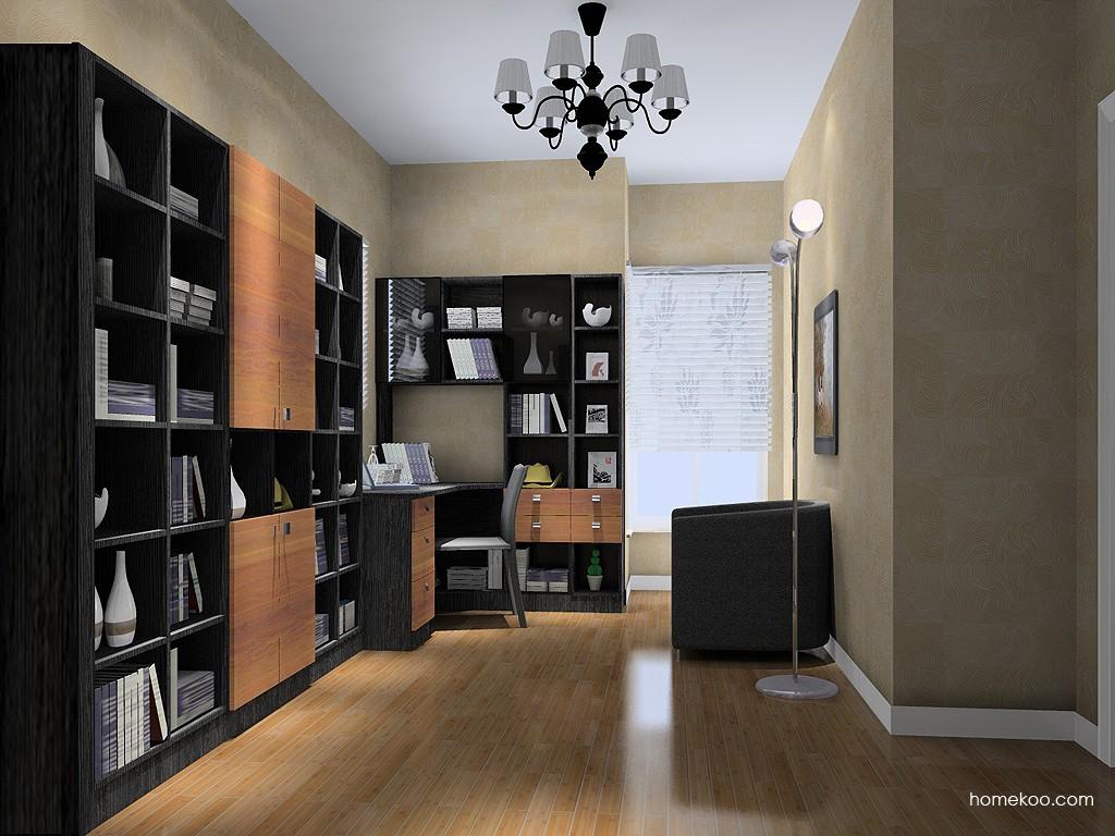 德国森林书房家具C14562
