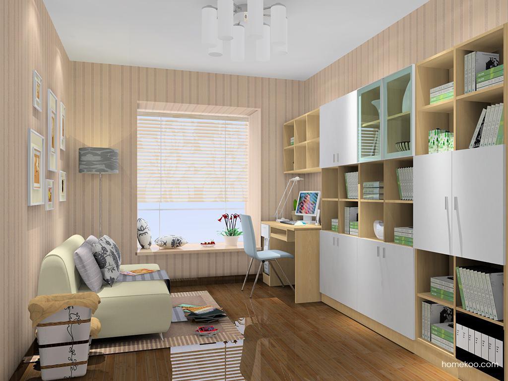 新实用主义书房家具C14582