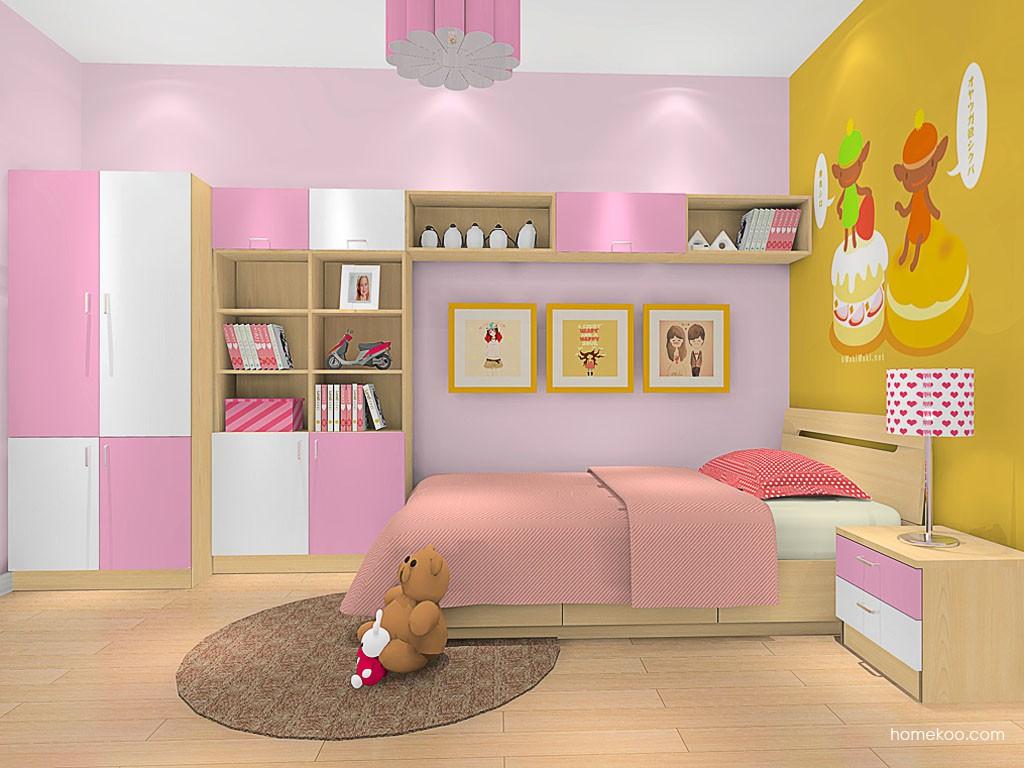 女孩的梦青少年房B12483