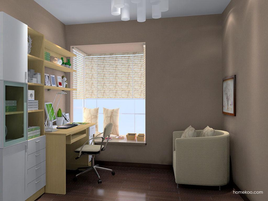 新实用主义书房家具C14604