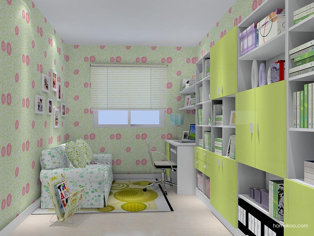 浪漫主义书房家具C14650