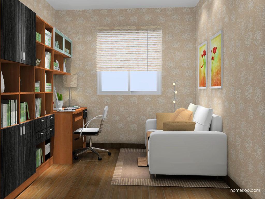 新实用主义书房家具C14654