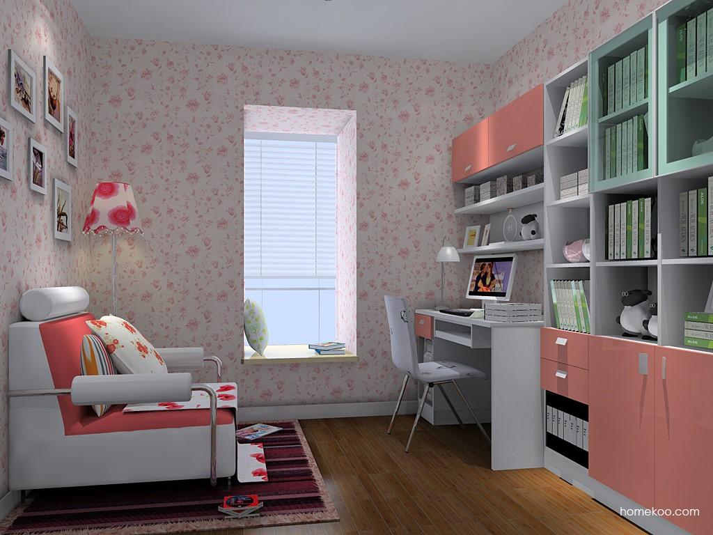 浪漫主义书房家具C14659