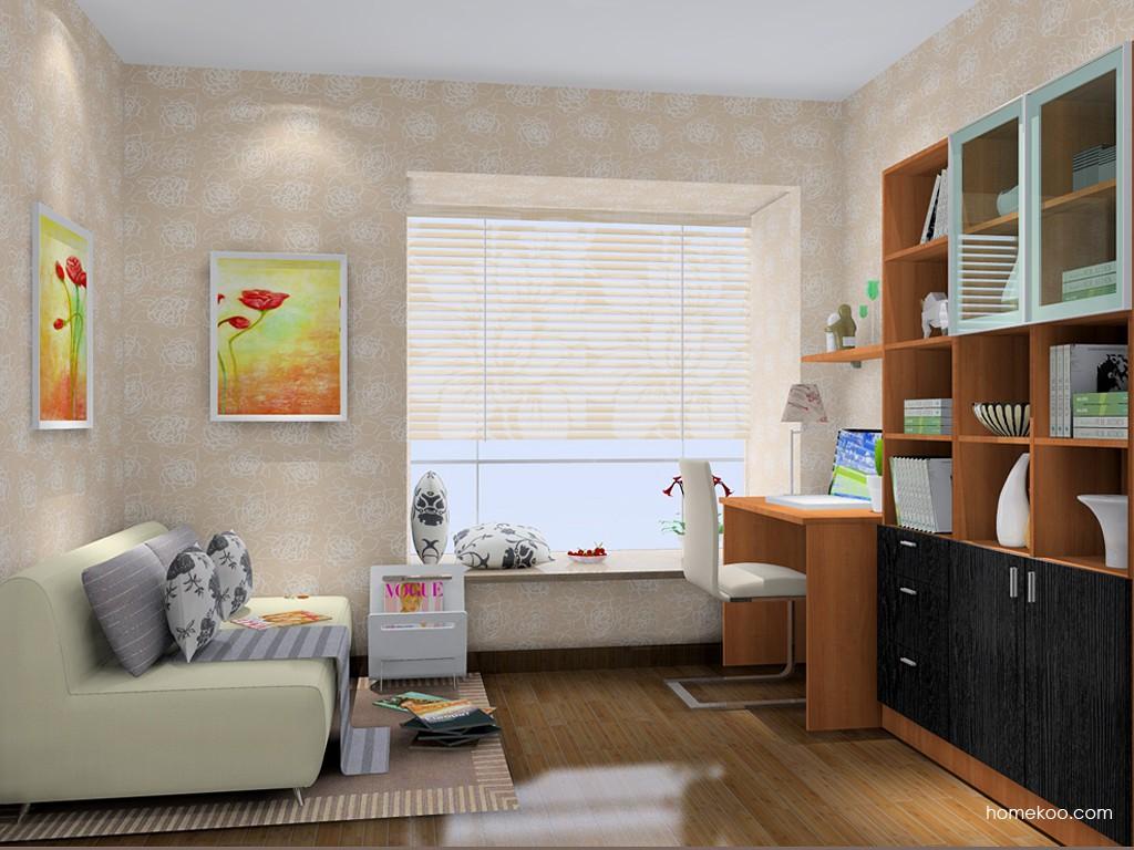 新实用主义书房家具C14663