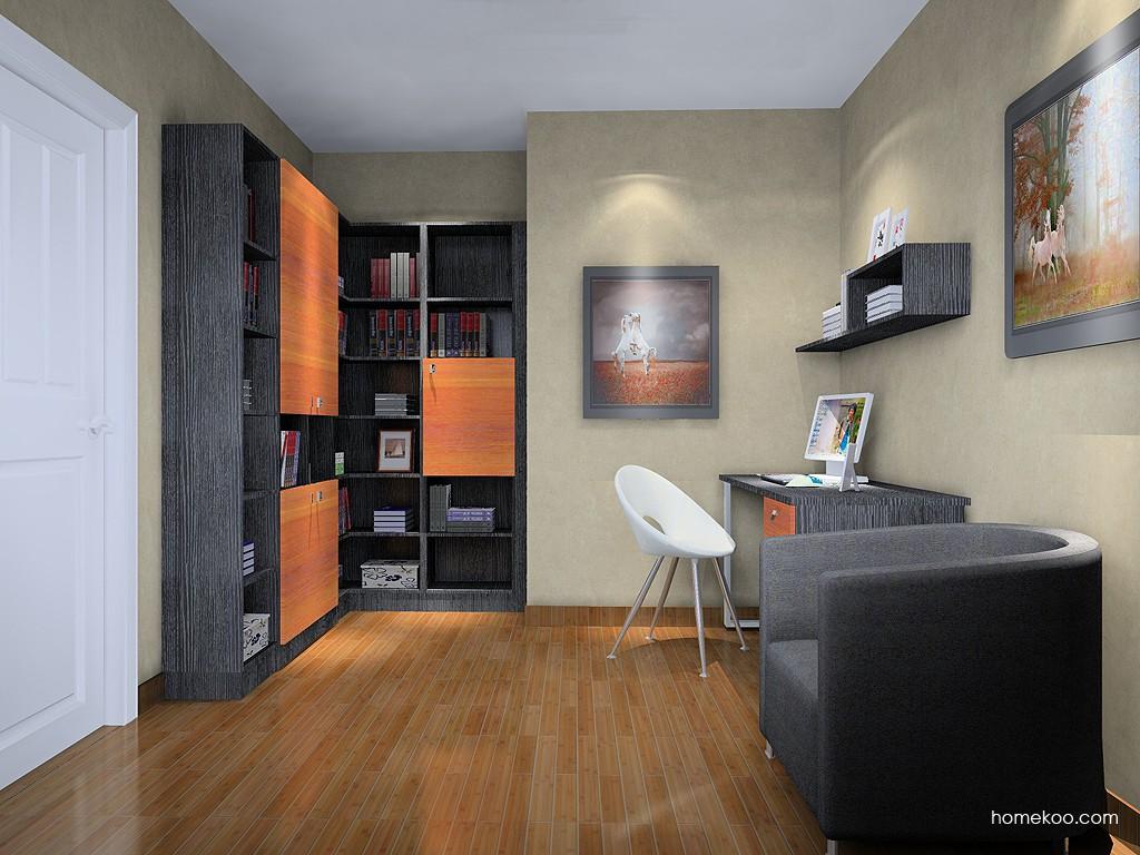德国森林书房家具C14665