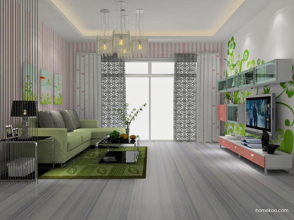 浪漫主义客厅家具D14031