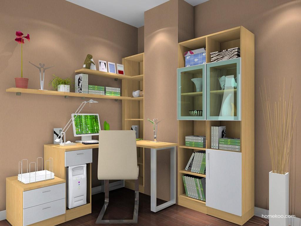 新实用主义书房家具C14675