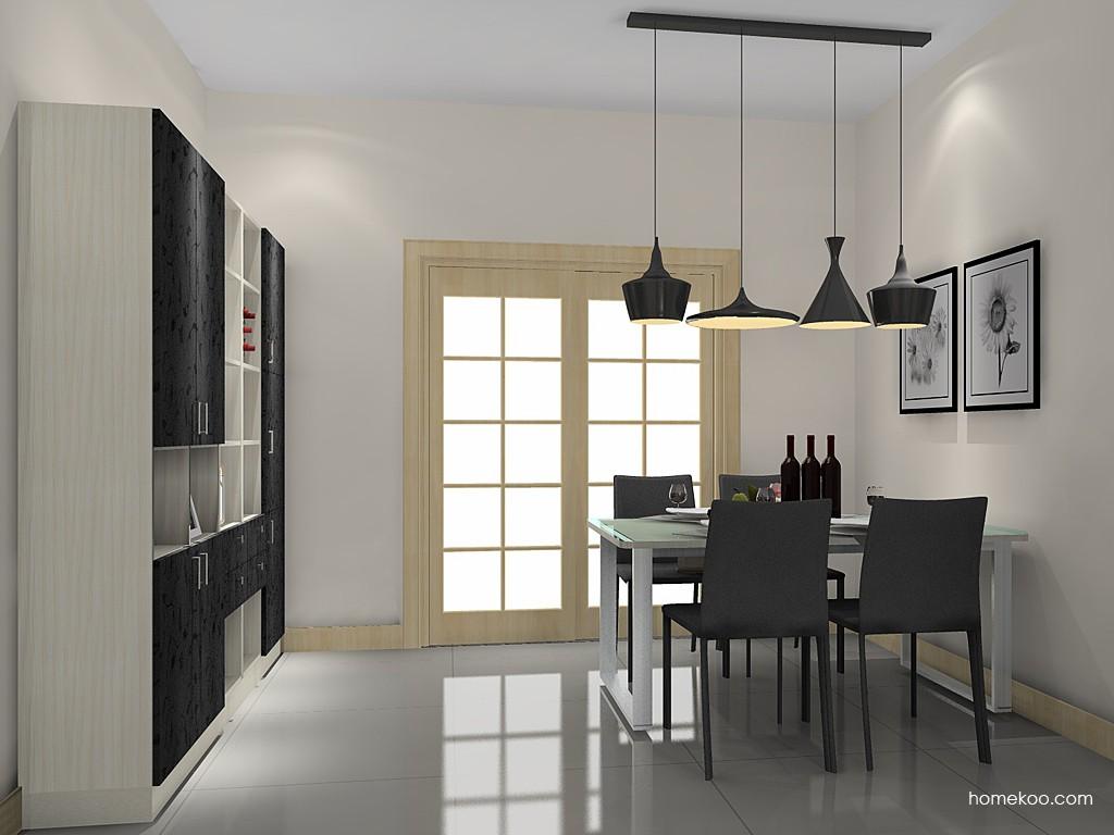 米兰剪影餐厅家具E11027