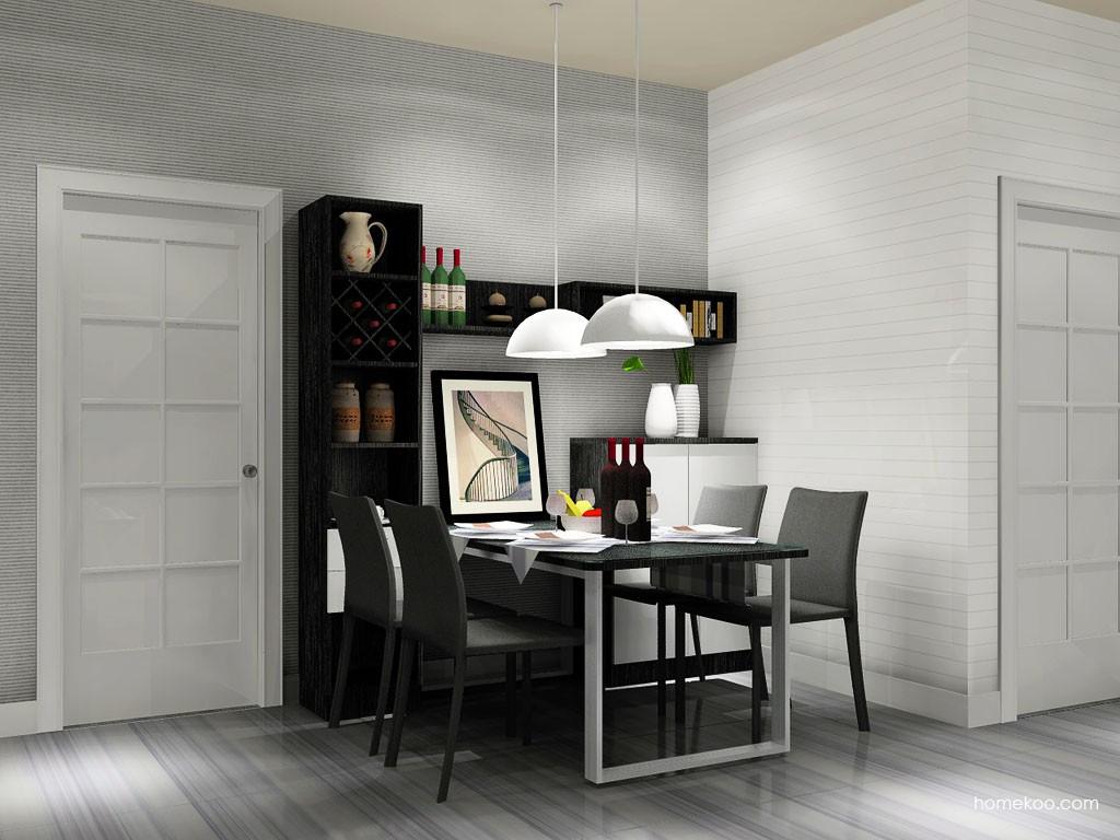 简约主义餐厅家具E11038