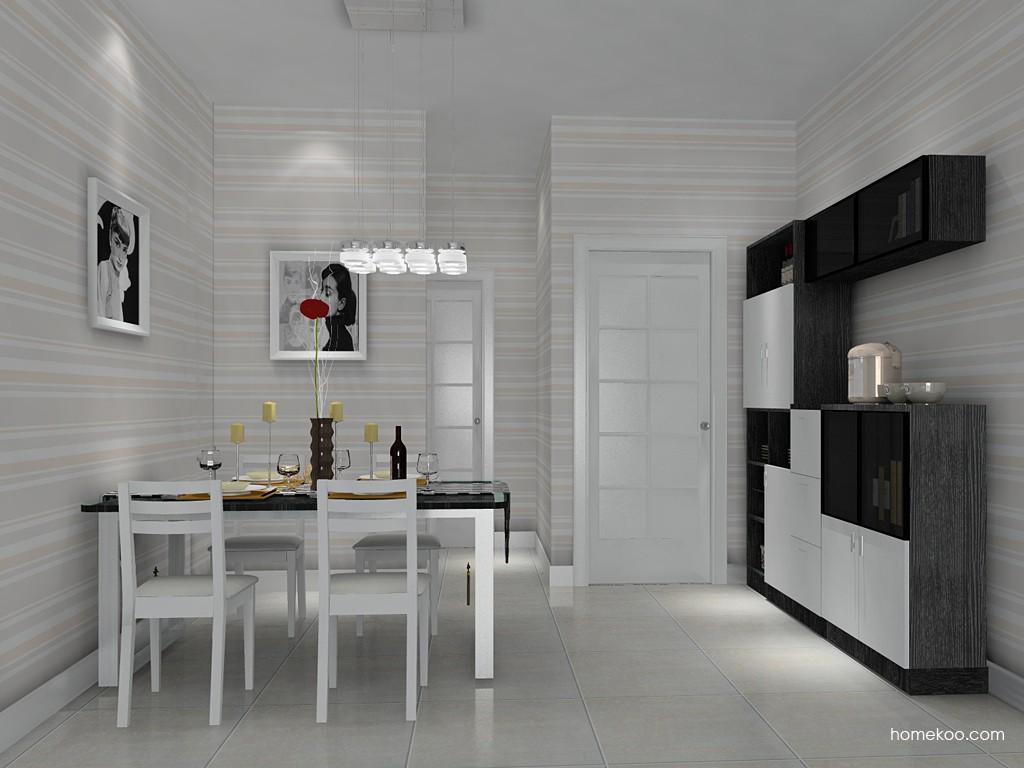 简约主义餐厅家具E11045
