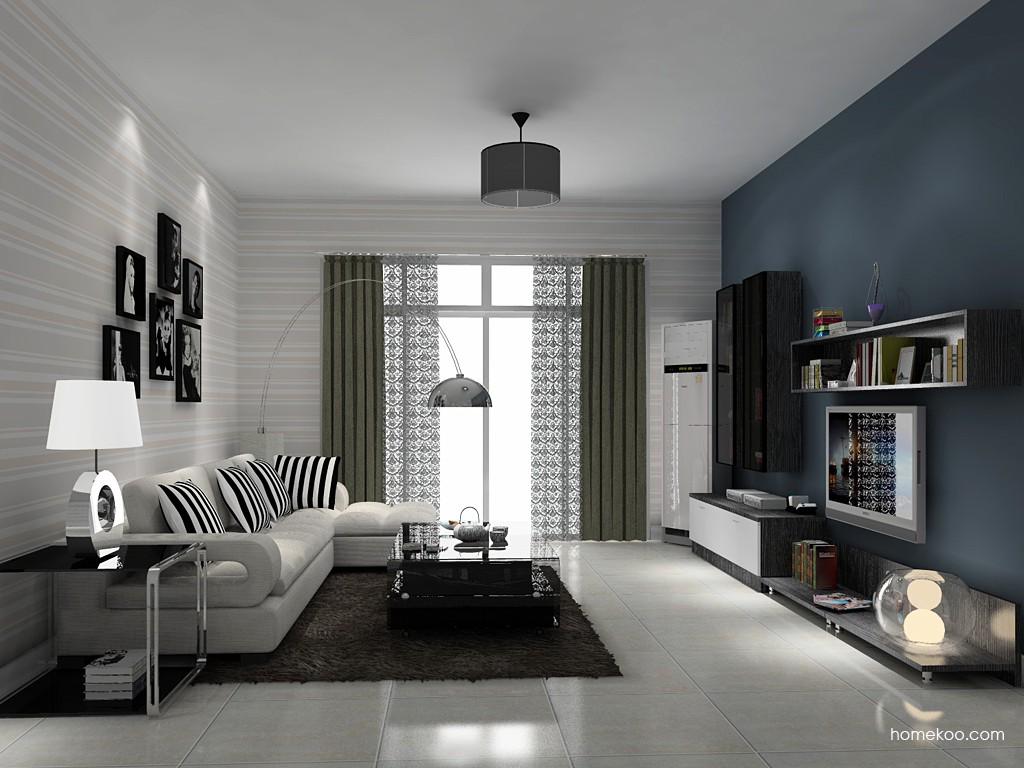 简约主义客厅家具D14057