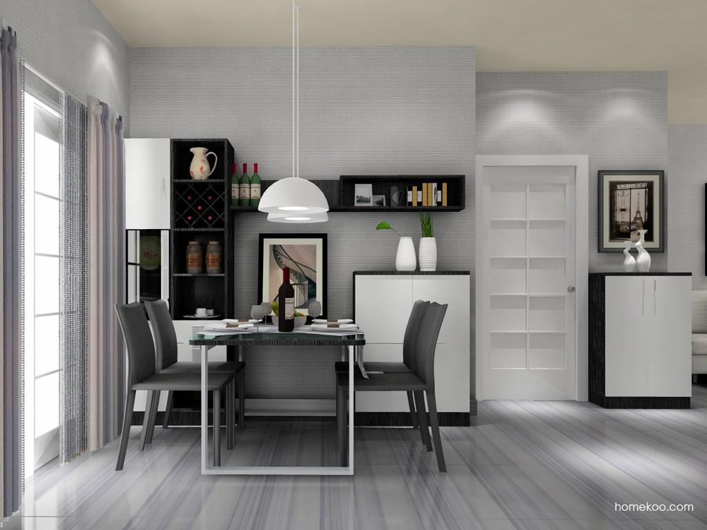 简约主义餐厅家具E11054