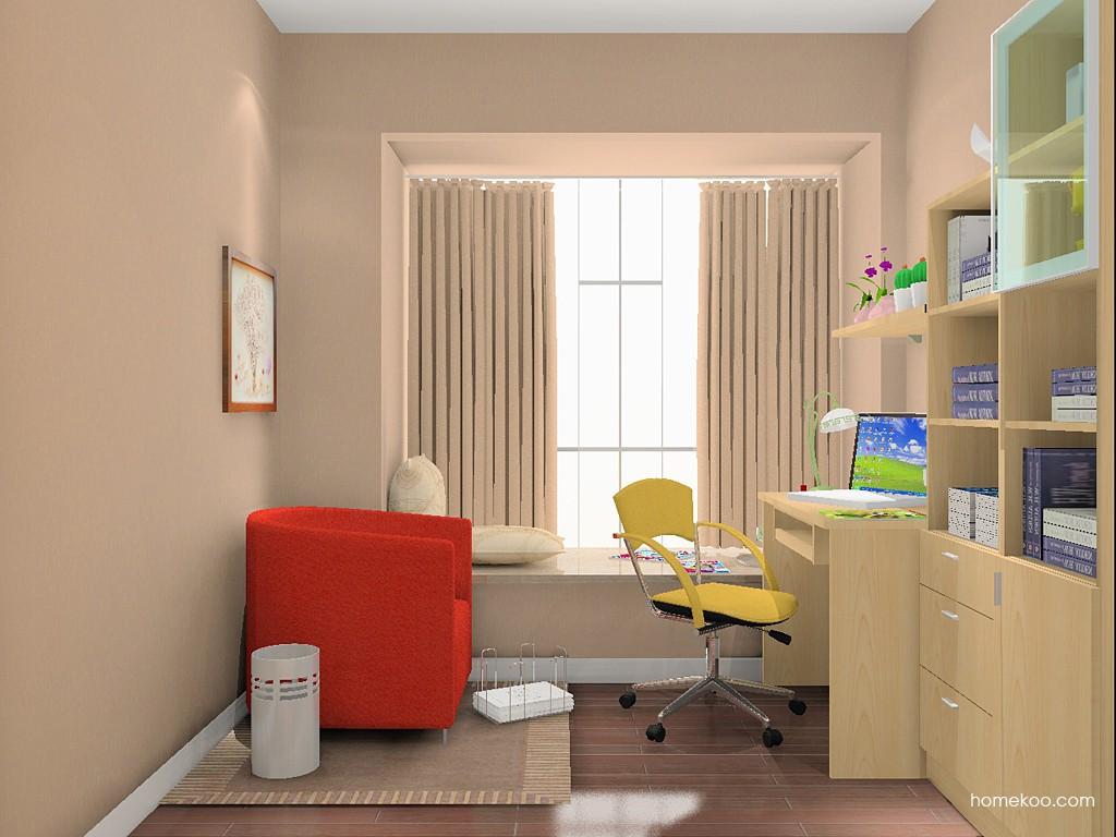 新实用主义书房家具C14709