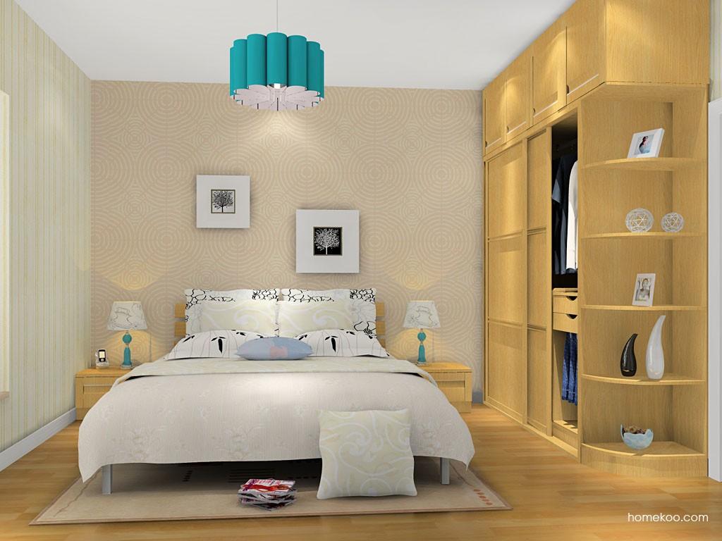 丹麦本色卧房家具A14702
