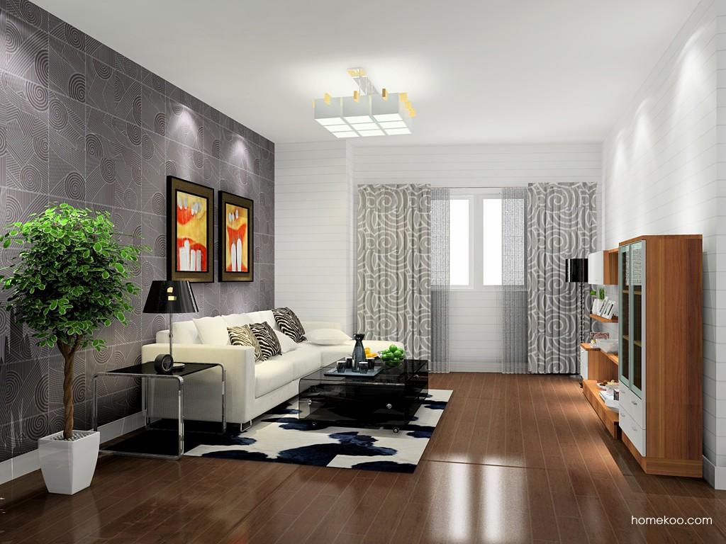 新实用主义客厅家具D14091