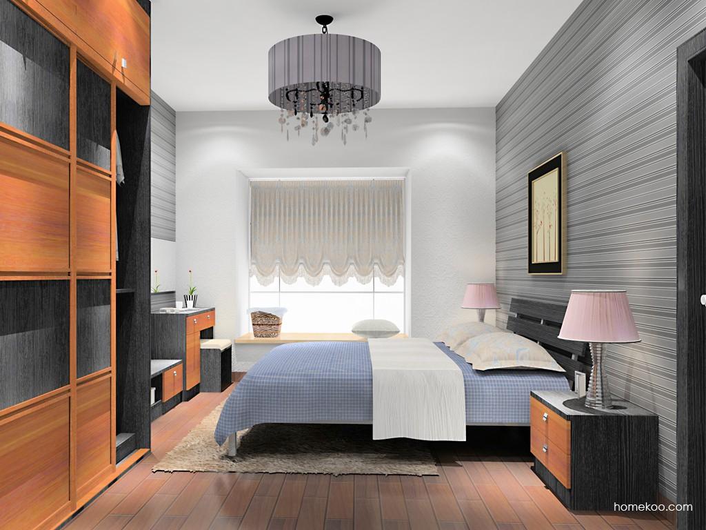 德国森林卧房家具A14725
