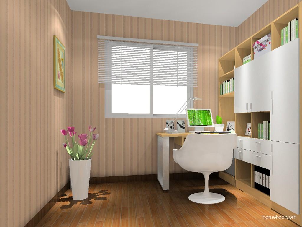 新实用主义书房家具C14746