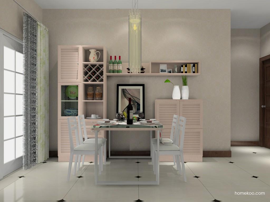 北欧阳光餐厅家具E11085