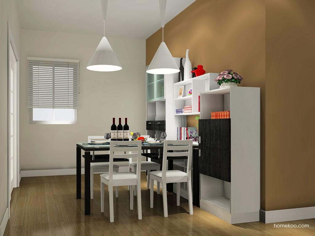 简约主义餐厅家具E11086