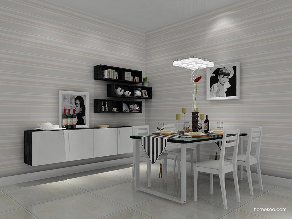 简约主义餐厅家具E11087