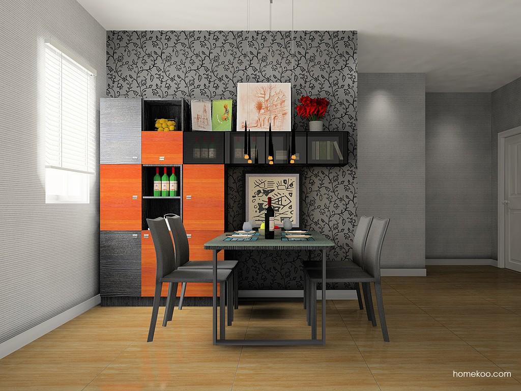 德国森林餐厅家具E11089