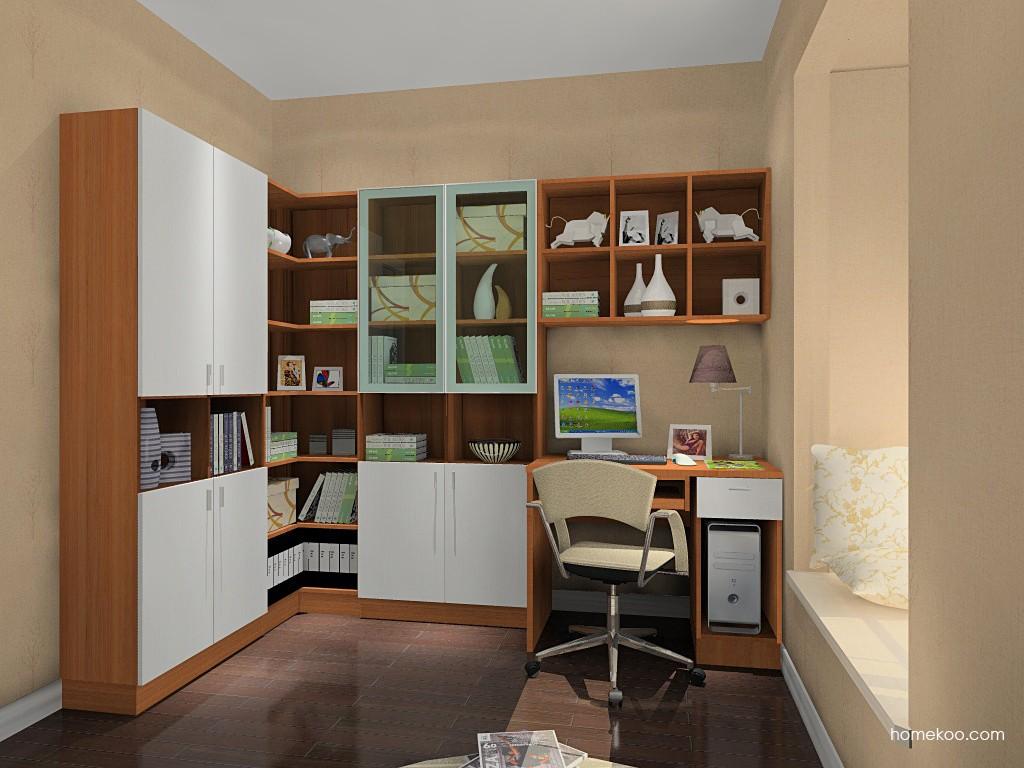 新实用主义书房家具C14762
