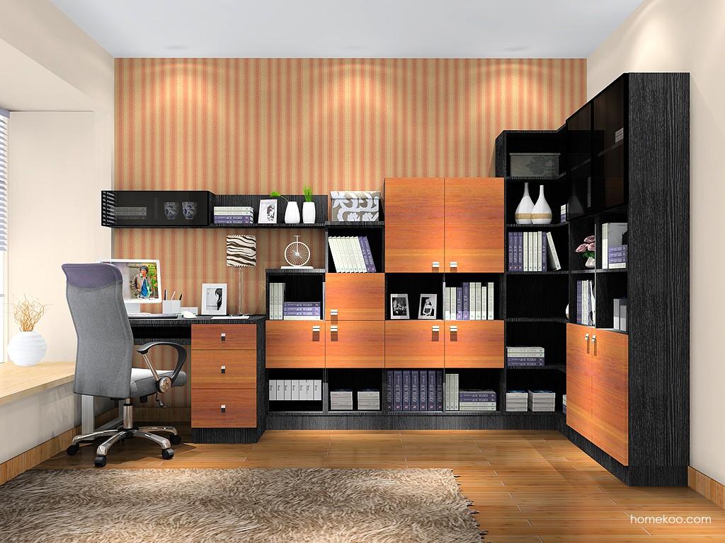 德国森林书房家具C14777