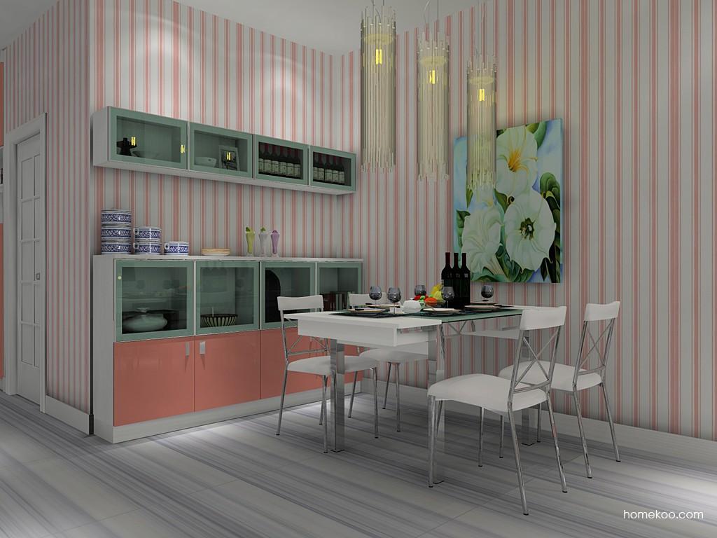 浪漫主义餐厅家具E11101
