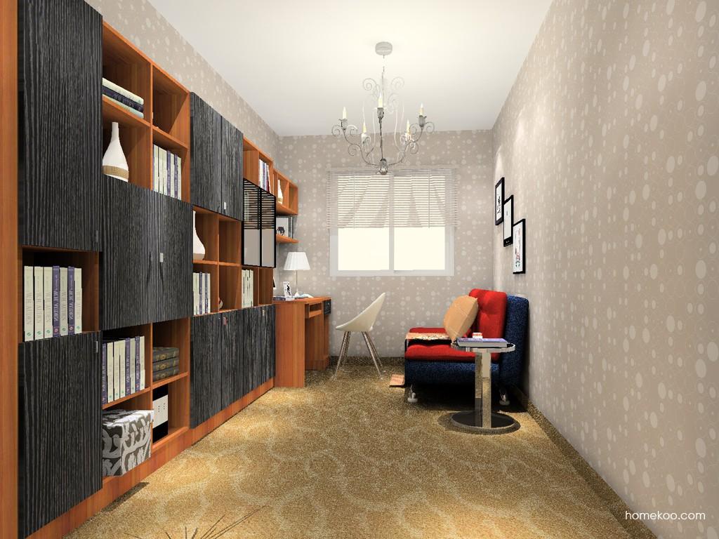 德国森林书房家具C14790