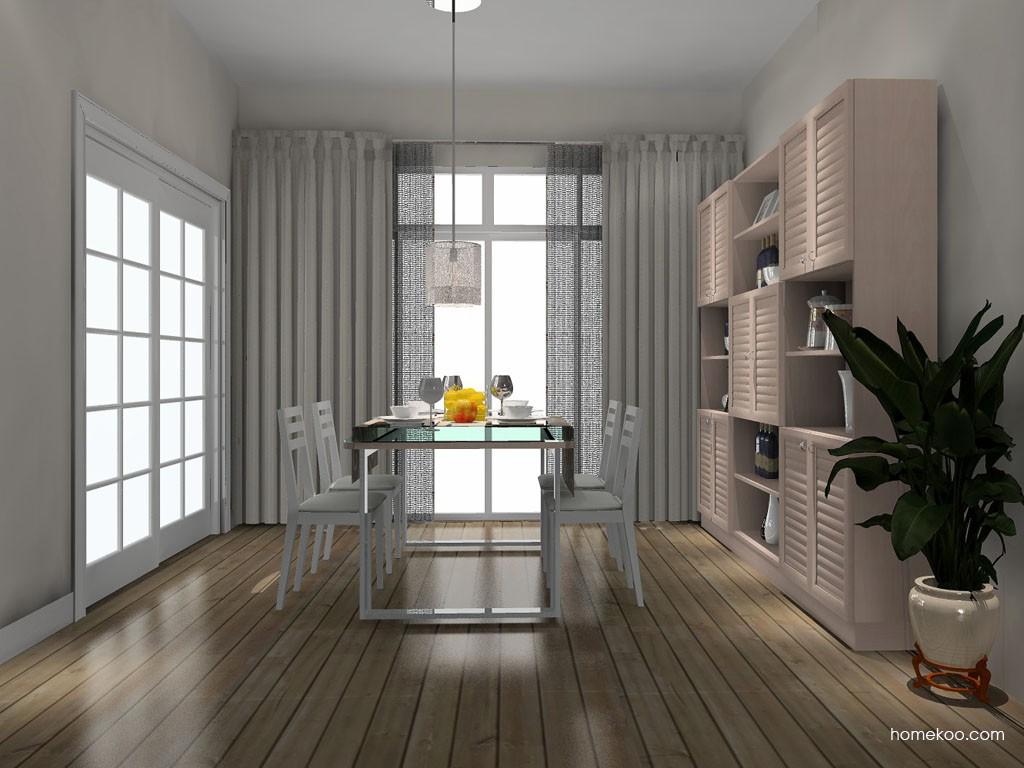 北欧阳光餐厅家具E11105