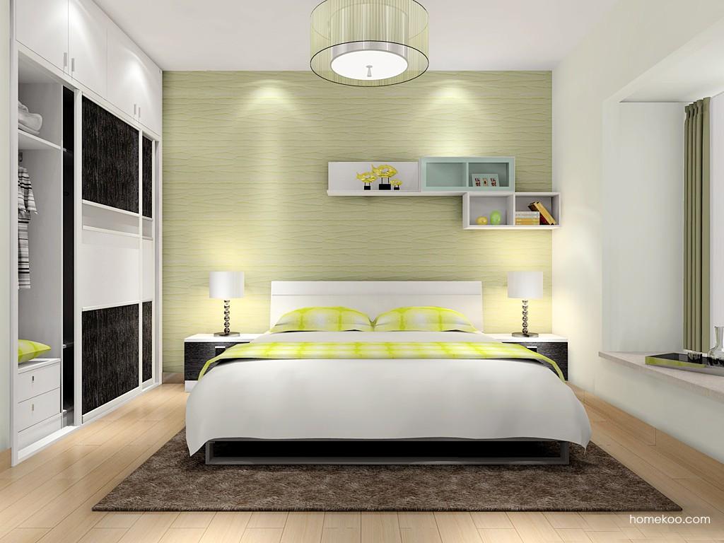 简约主义卧房家具A14806