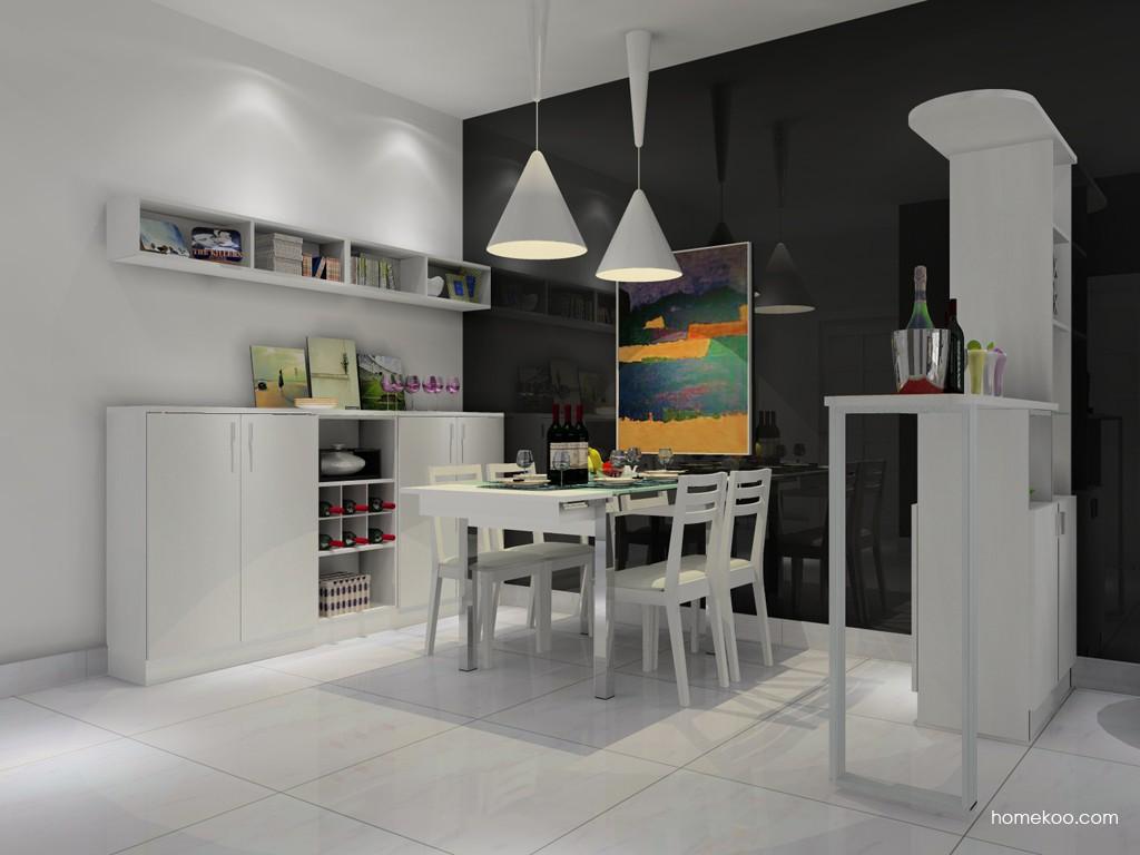新实用主义餐厅家具E11107